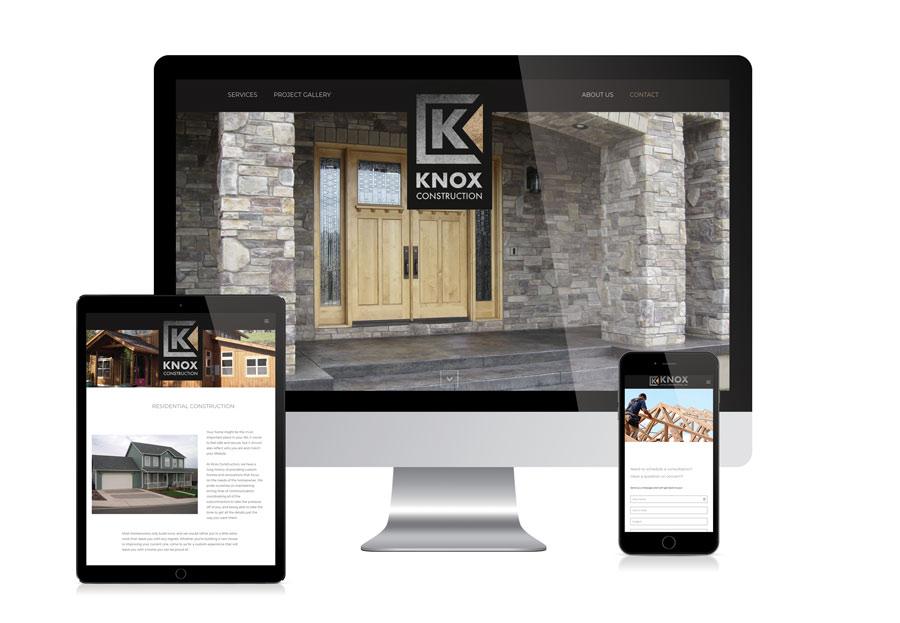 knox-website-mockup